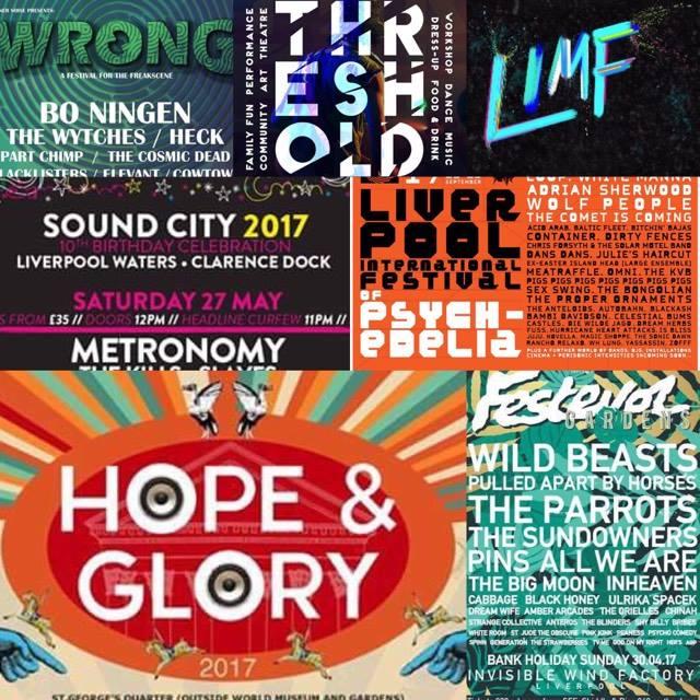 Festivals of Liverpool