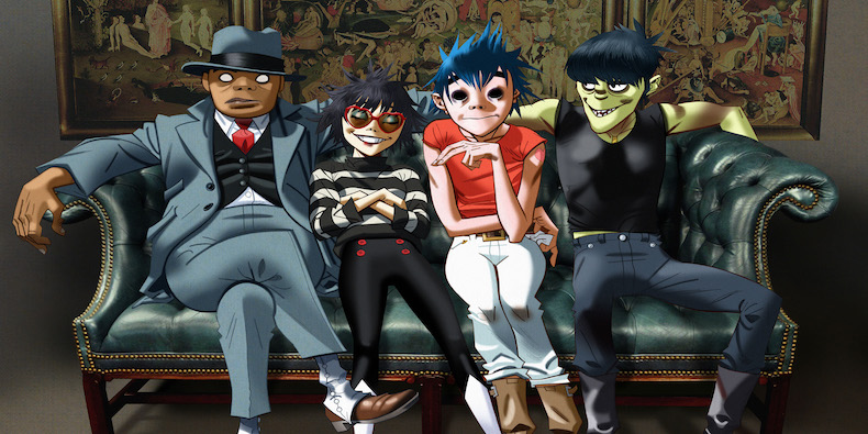 Gorillaz are back with new album Humanz