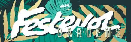 Evol Presents Festevol Gardens Logo