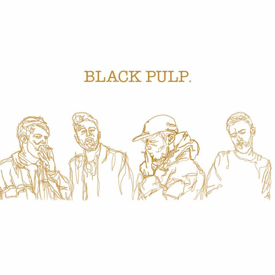 Liverpool based, Black Pulp grip your attention and don't let go