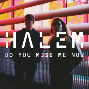 Artwork for 'Do You Miss Me Now' by HALEM