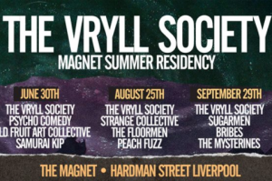 Evol presents: The Vryll Society