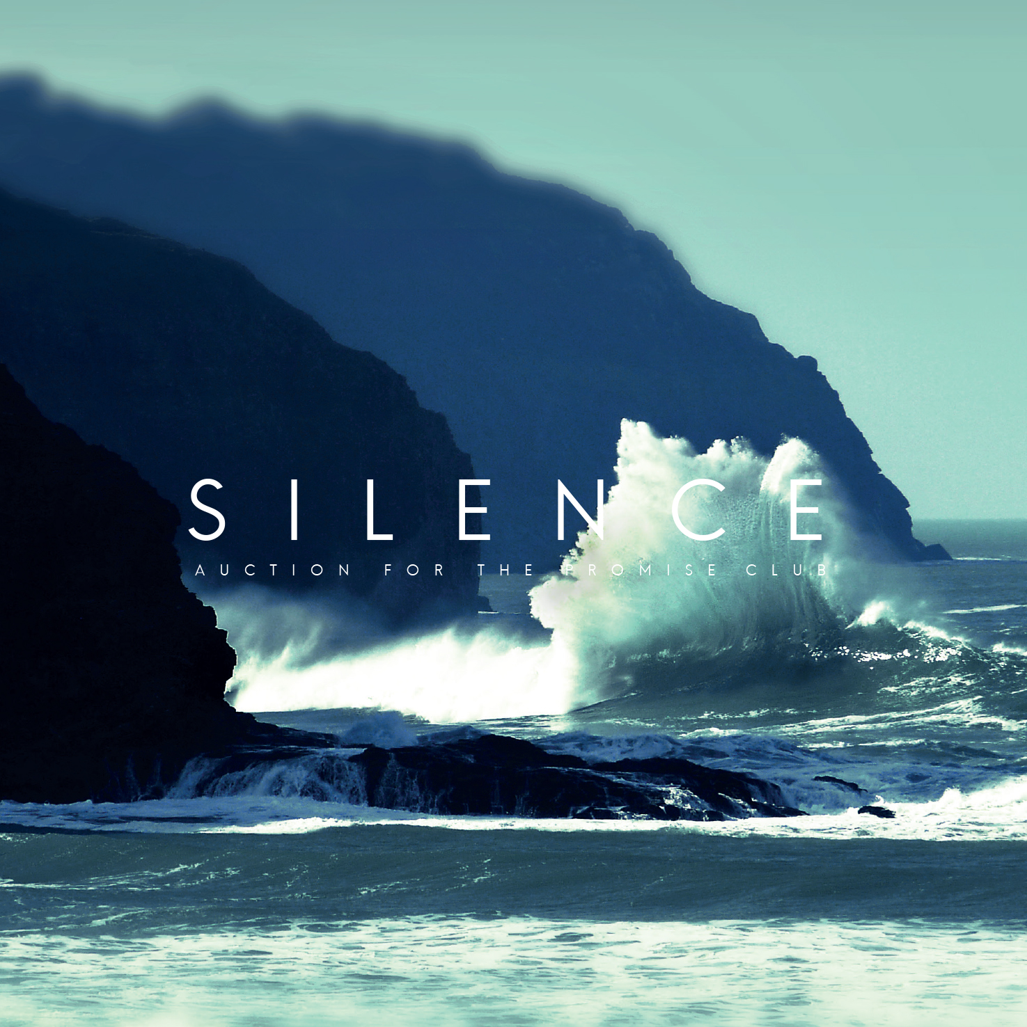 Artwork for Silence by Auction For The Promise Club