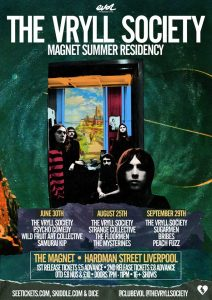 The Vryll Society Magnet Summer Residency