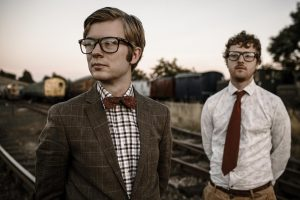 Public Service Broadcasting set to play on Saturday at Hope & Glory Festival.