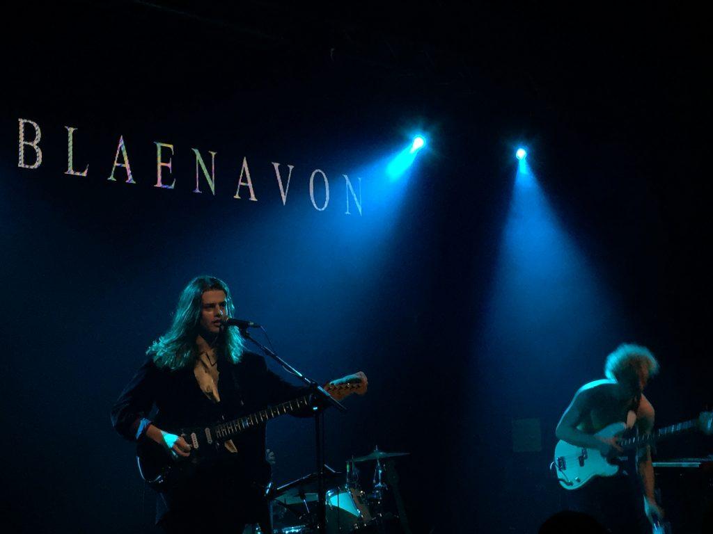 Blaenavon @ Arts Club, Seel Street