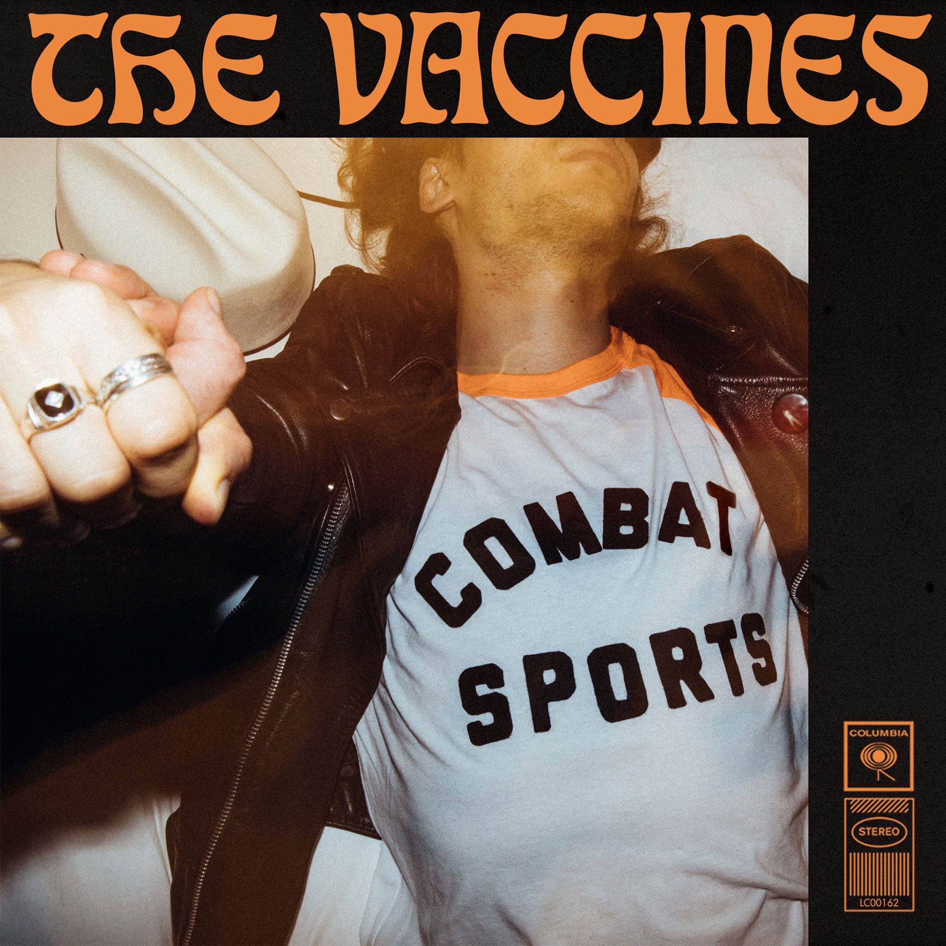 The Vaccines album cover for their fourth album, Combat Sports.