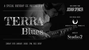 Terra Blues @ Studio2