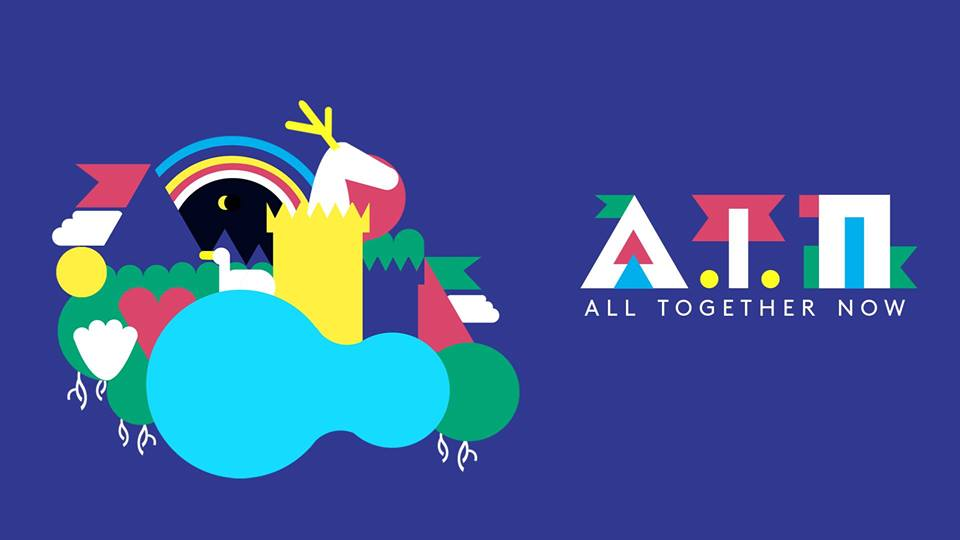 All Together Now Festival logo.