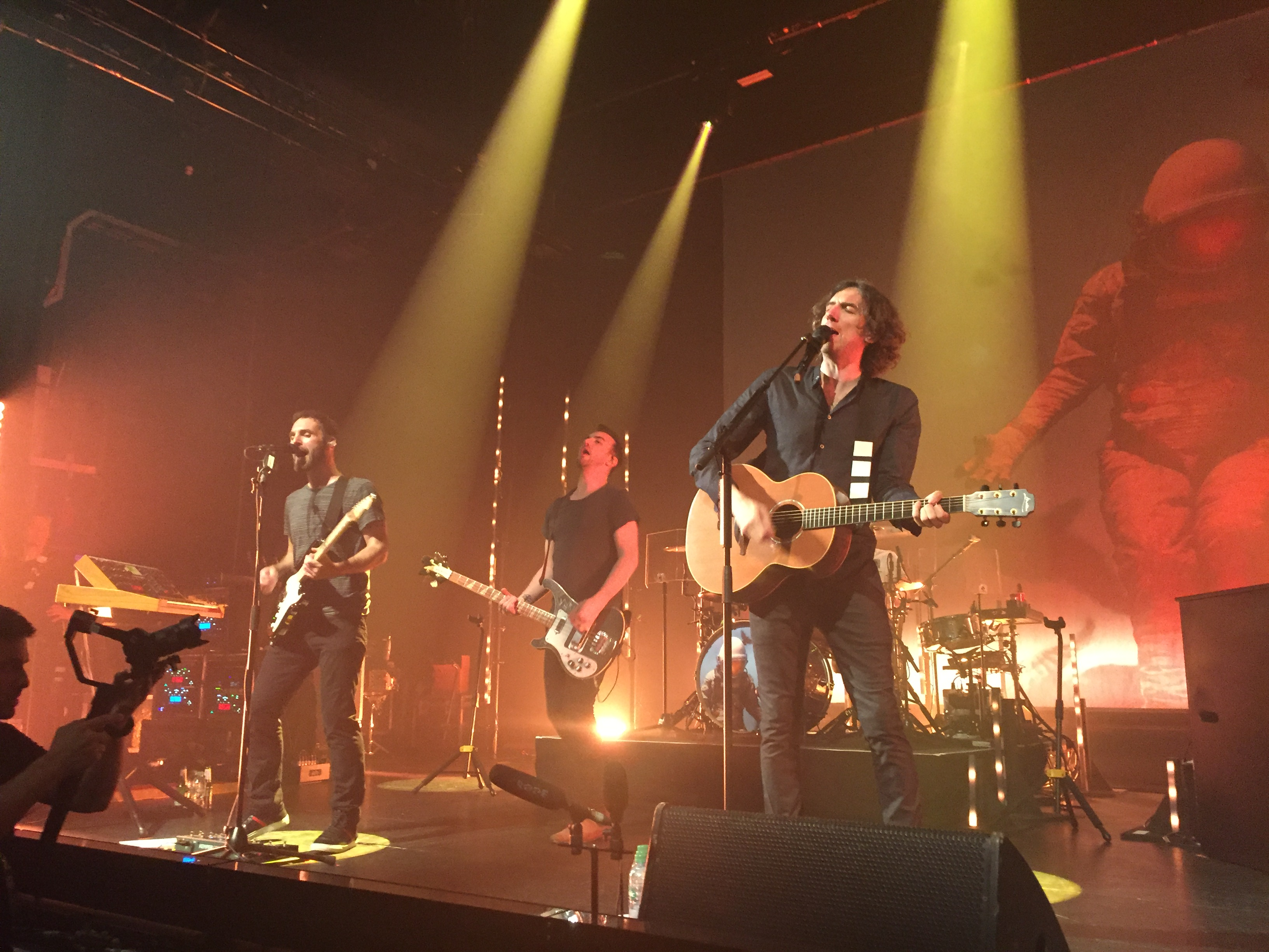 Snow Patrol @ Cork Opera House, Ireland 12/05/2018