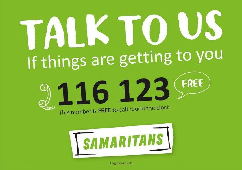 Irish Samaritans