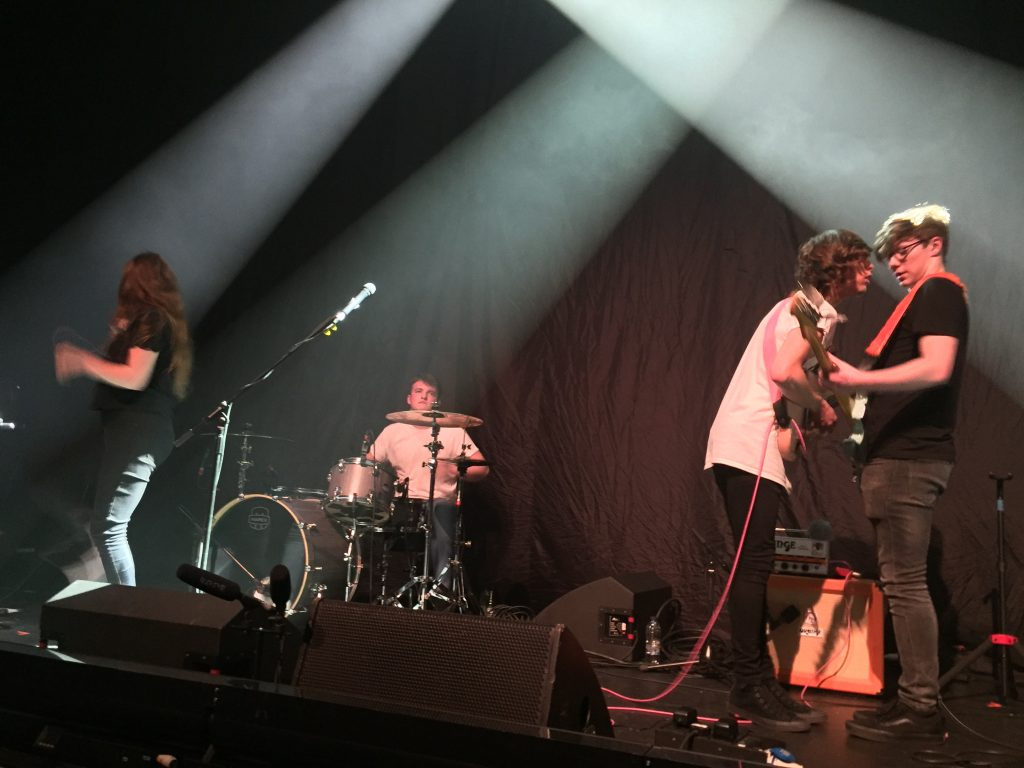 Brand New Friends opening for Snow Patrol @ Cork Opera House, Ireland 12/05/2018