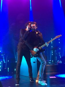 Gary Lightbody and Nathan Connolly of Snow Patrol @ Cork Opera House, Ireland 12/05/2018