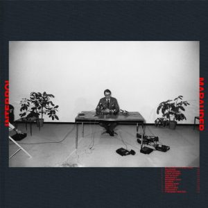 Artwork for Interpol's sixth album, Marauder