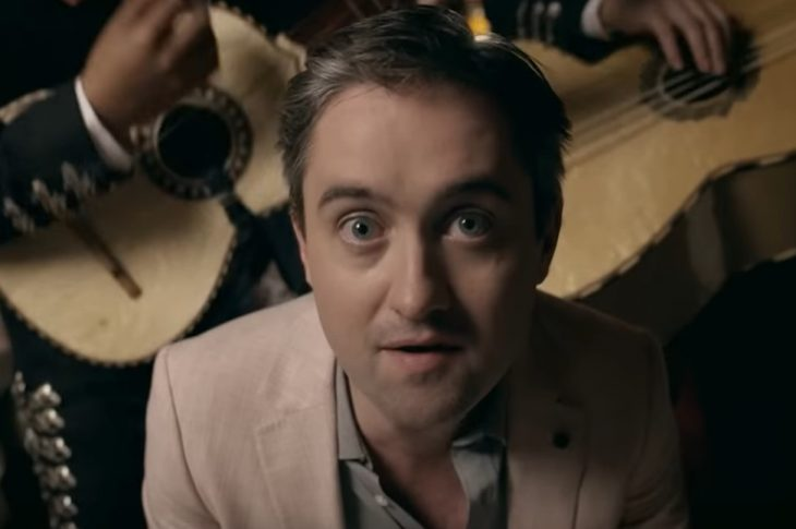 Still from video for song 'Fool' by Villagers.