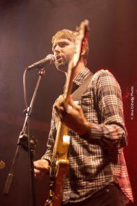 Silverbacks frontman, David