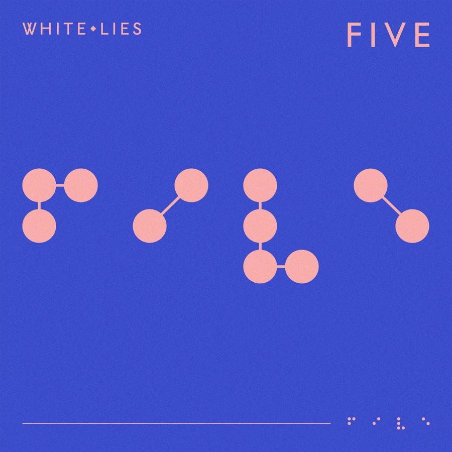 FIVE, the new album from White Lies is out now.