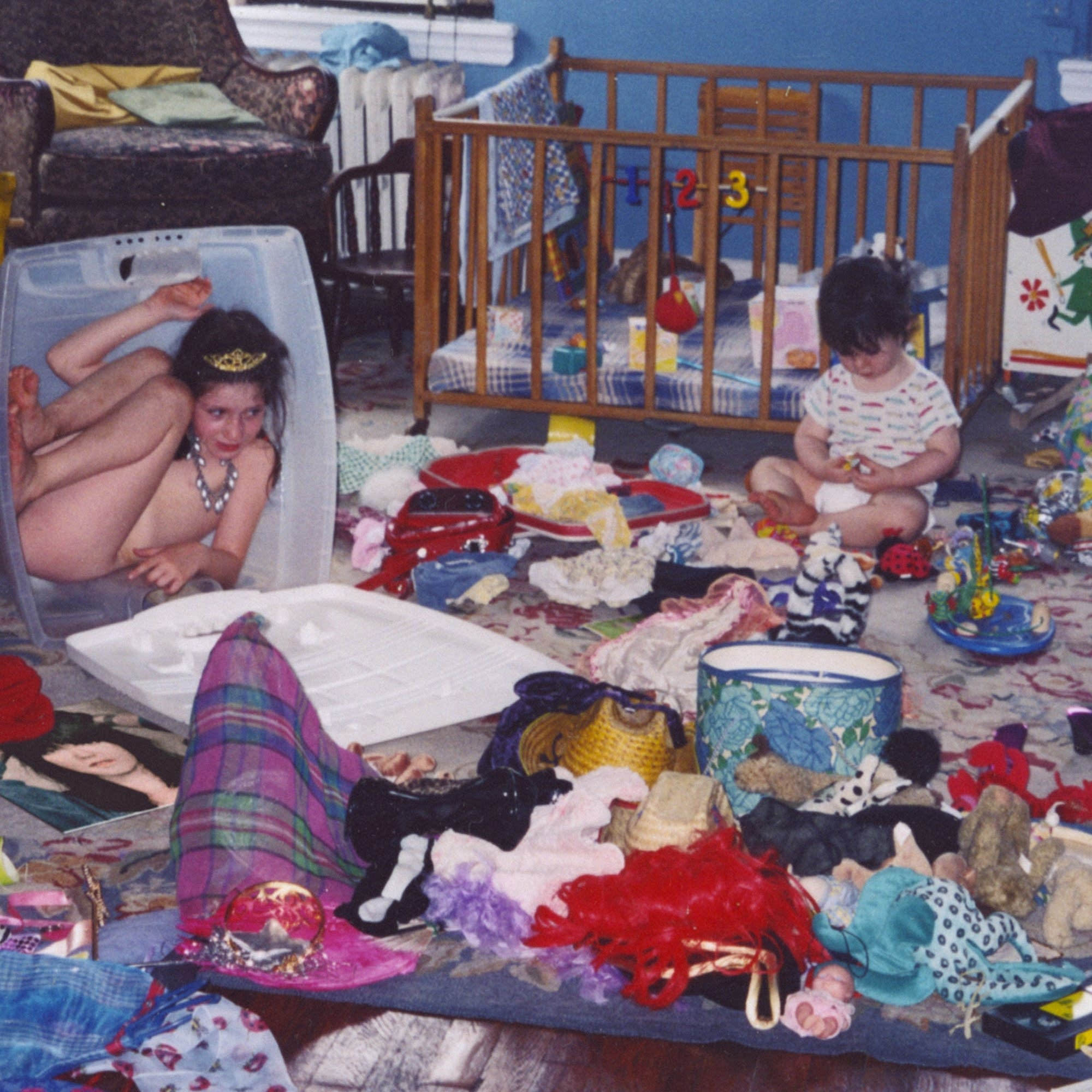 Remind Me Tomorrow, the new album from Sharon Van Etten is out now.