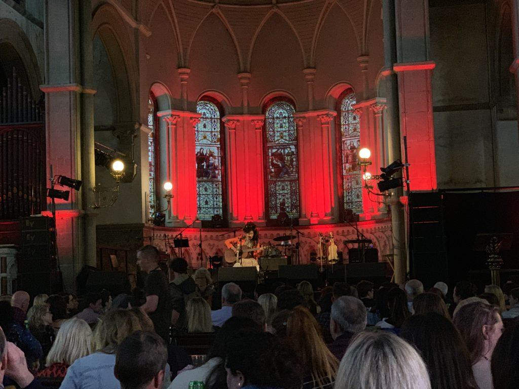 Valerie June @ St Luke's, Cork 18/05/2019
