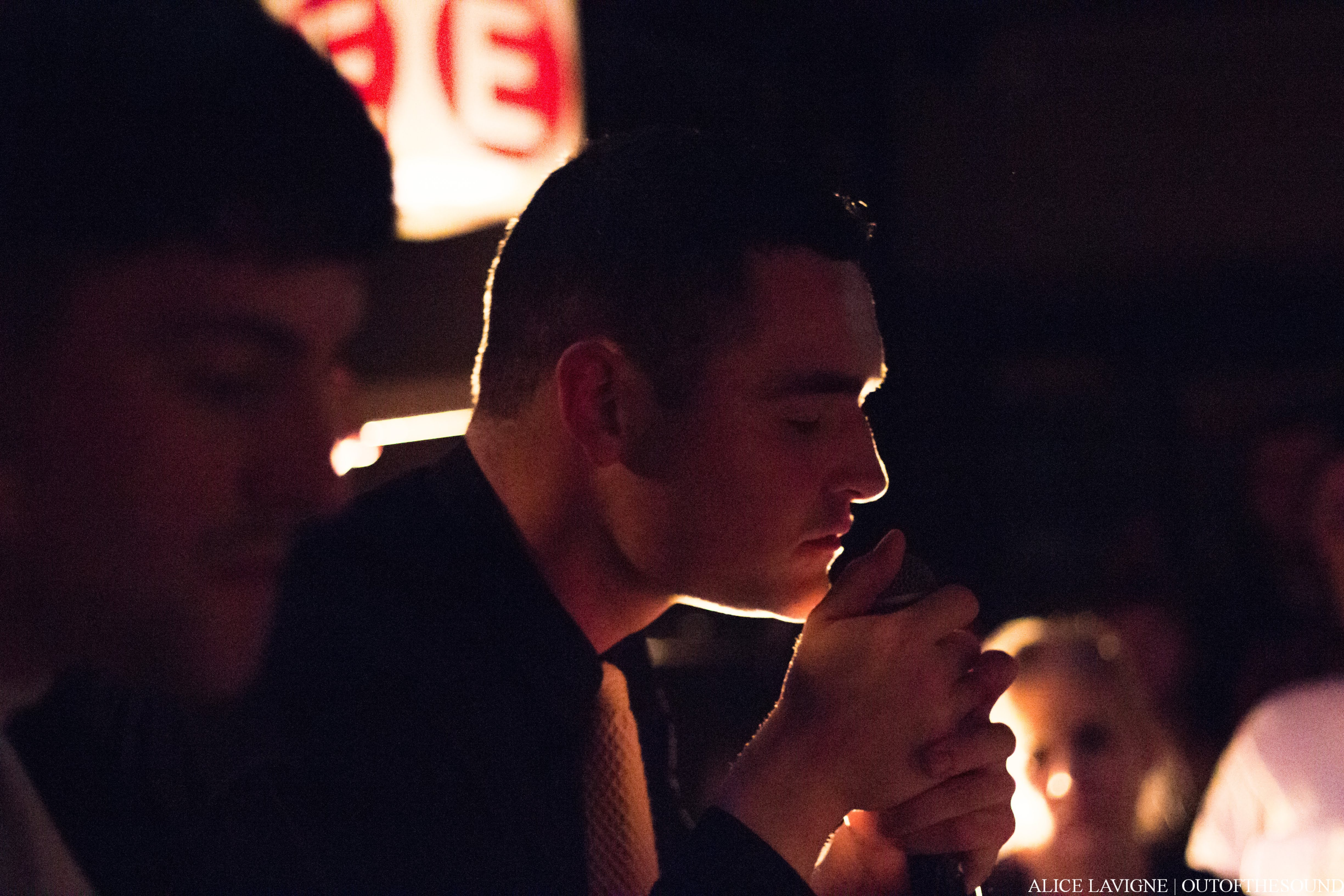 The Murder Capital @ Whelan's 11/05/2019. Photo by Alice Lavigne.