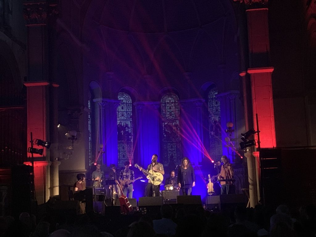 Mick Flannery @ St Luke's, Cork 18/05/2019