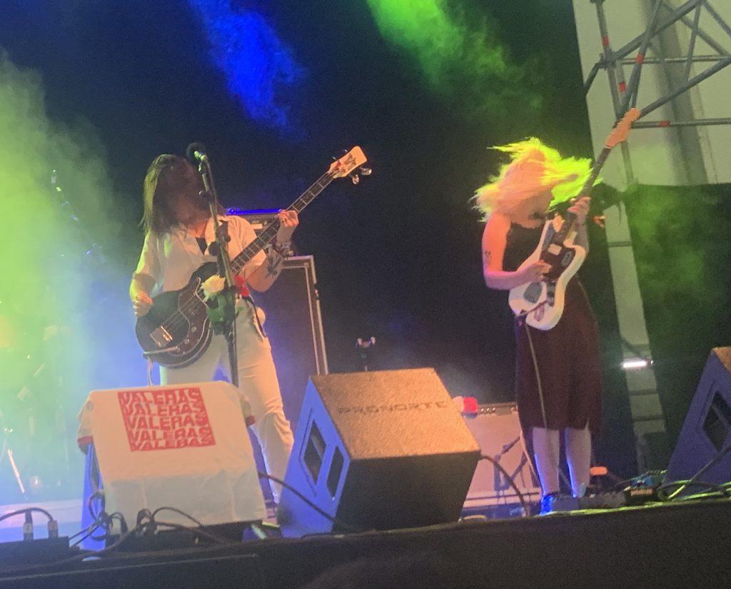 Valeras @ Mad Cool Festival 12/07/2019