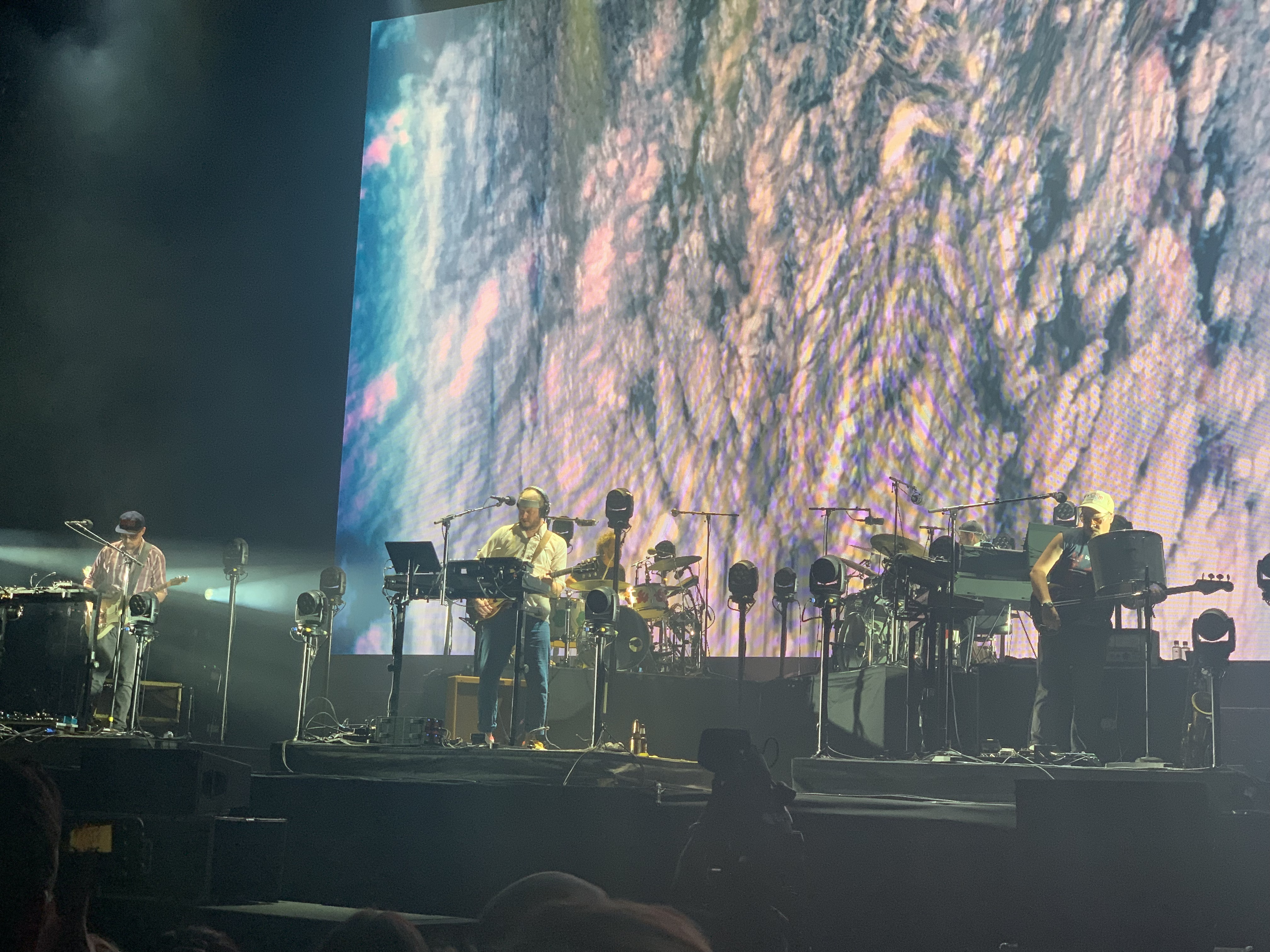 Bon Iver @ Mad Cool Festival.