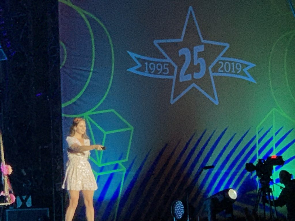FIB Benicássim continued their 25th anniversary with Lana Del Rey headlining day two.