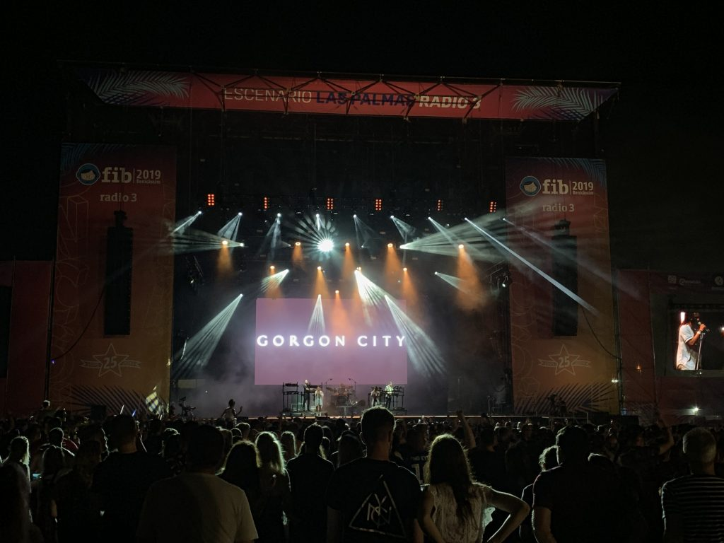 Gorgon City on the Las Palmas Stage @ FIB Benicássim Festival