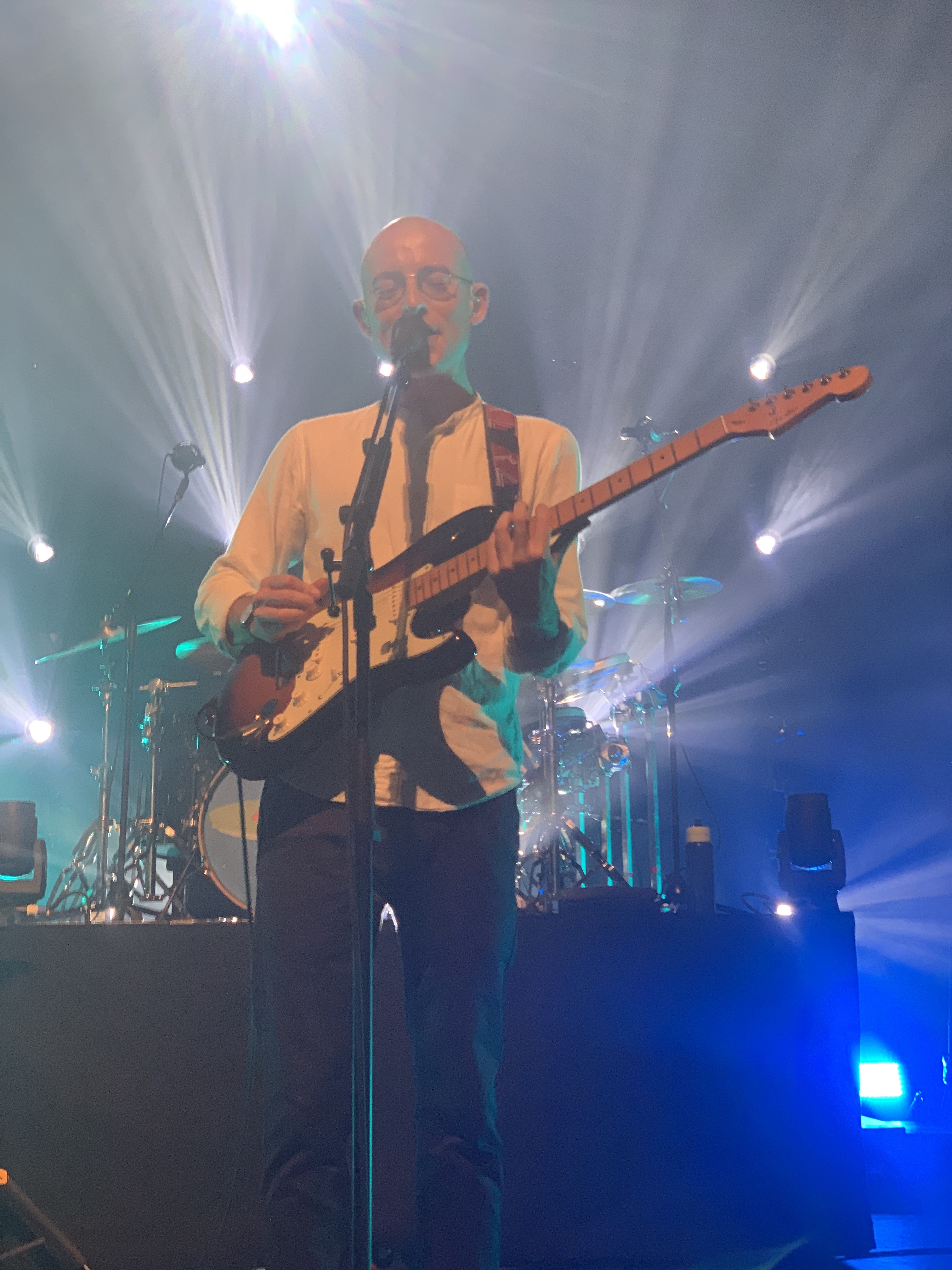 Bombay Bicycle Club frontman, Jack Steadman during a stunning return to Cork.
