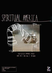 """This is something altogether different and thrilling"" - Mary Hickson on Spiritual America."