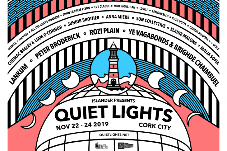 Quiet Lights Festival poster