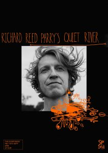Richard Reed Parry announced to perform at Sounds From A Safe Harbour 2019.