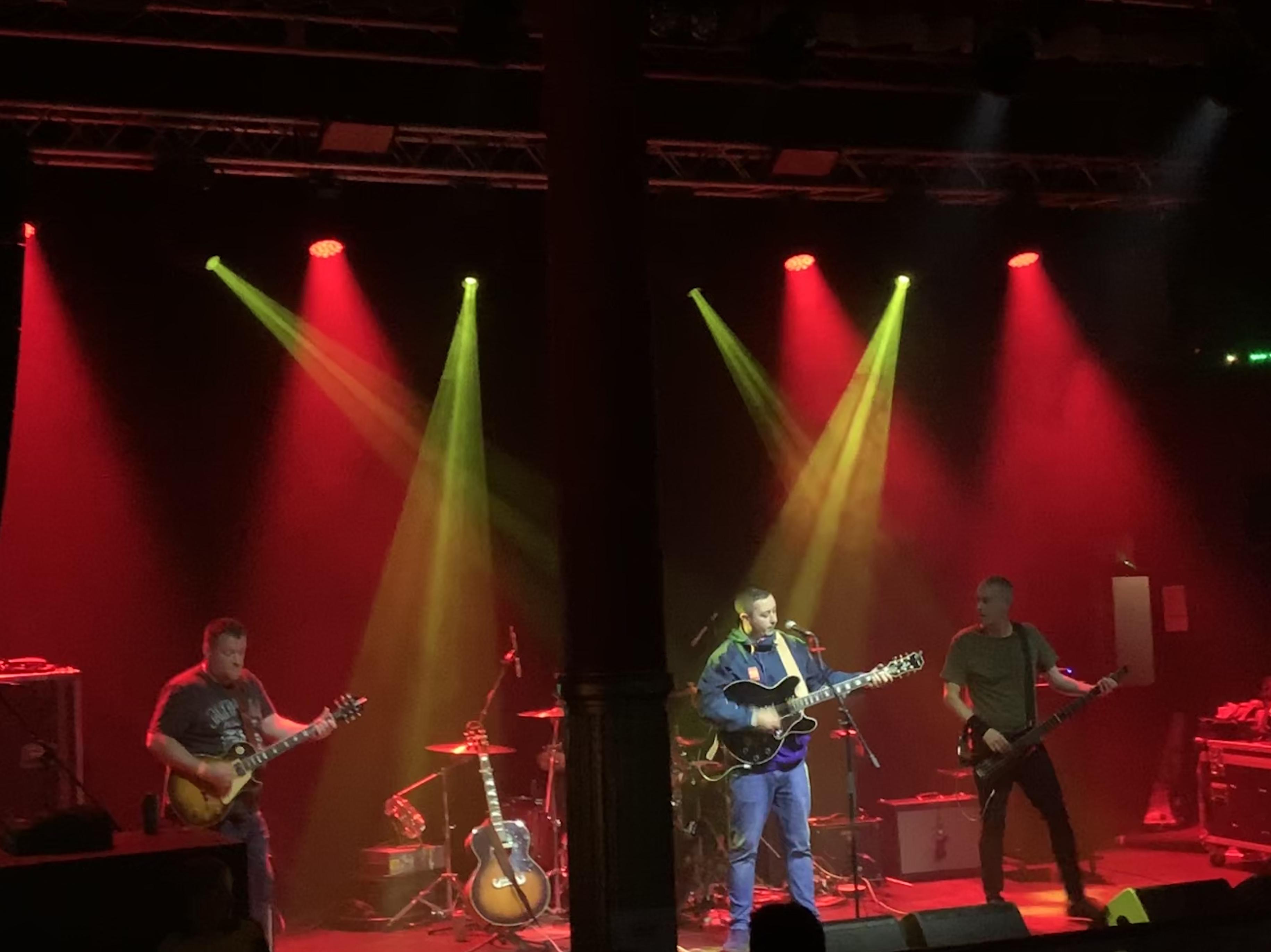 Alan Triggs @ Arts Club, Liverpool 13/09/2019