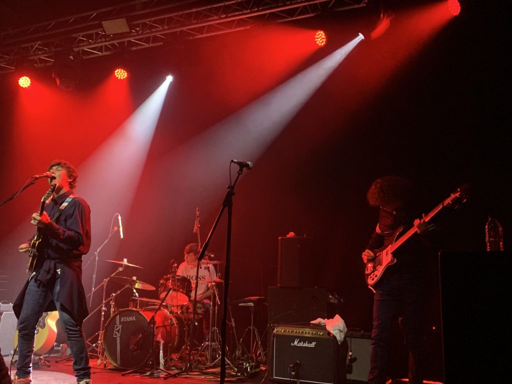 The Kairos @ Arts Club, Liverpool 13/09/2019.