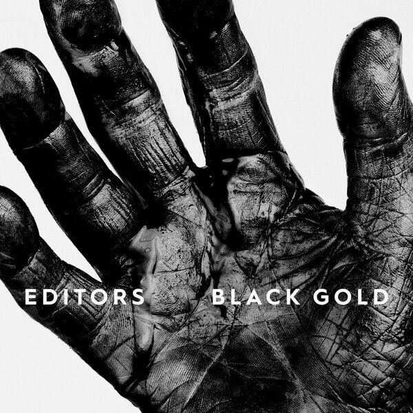 Artwork for Editors best of album, Black Gold.