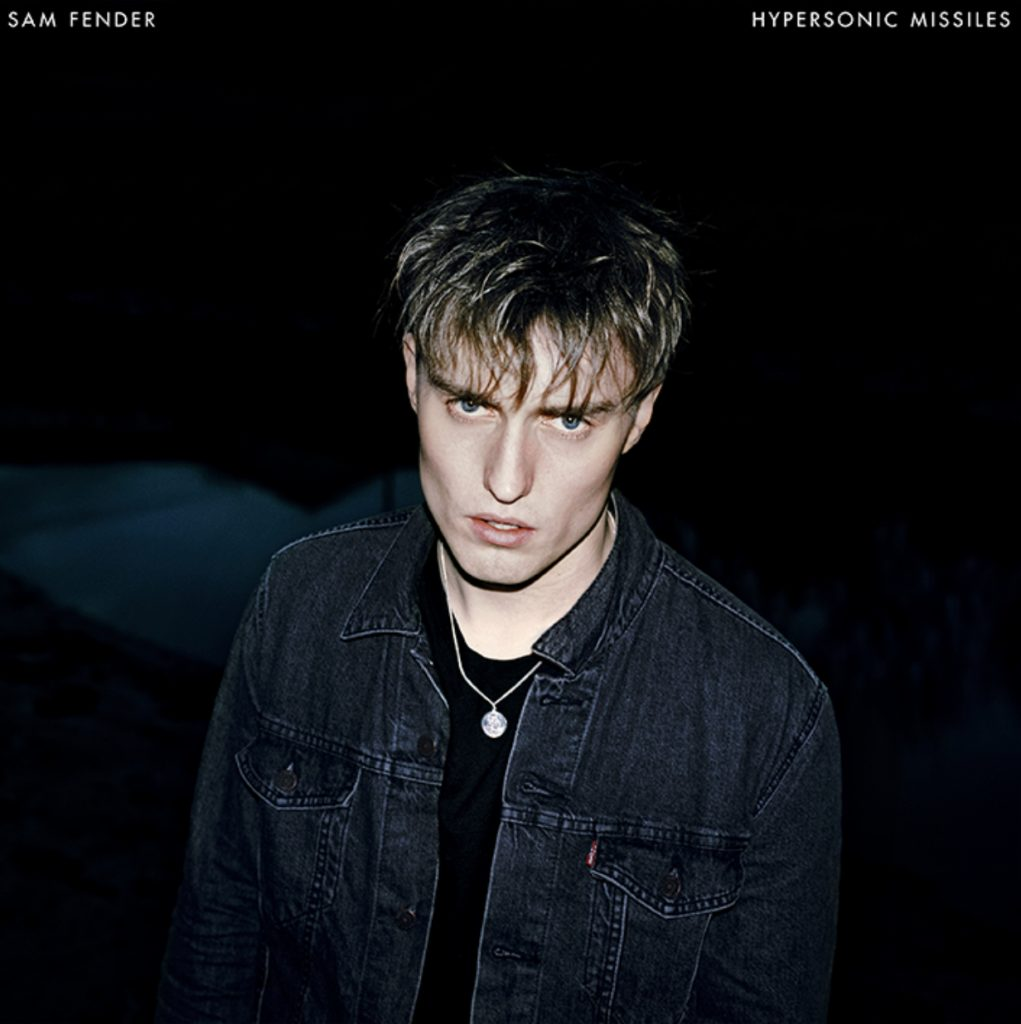 The artwork for Hypersonic Missiles, the debut album from Sam Fender.