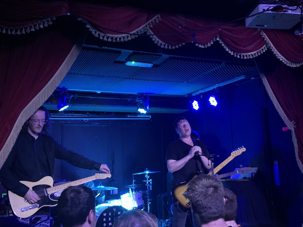 We Were Promised Jetpacks @ The Workman's Club, Dublin 05/12/2019