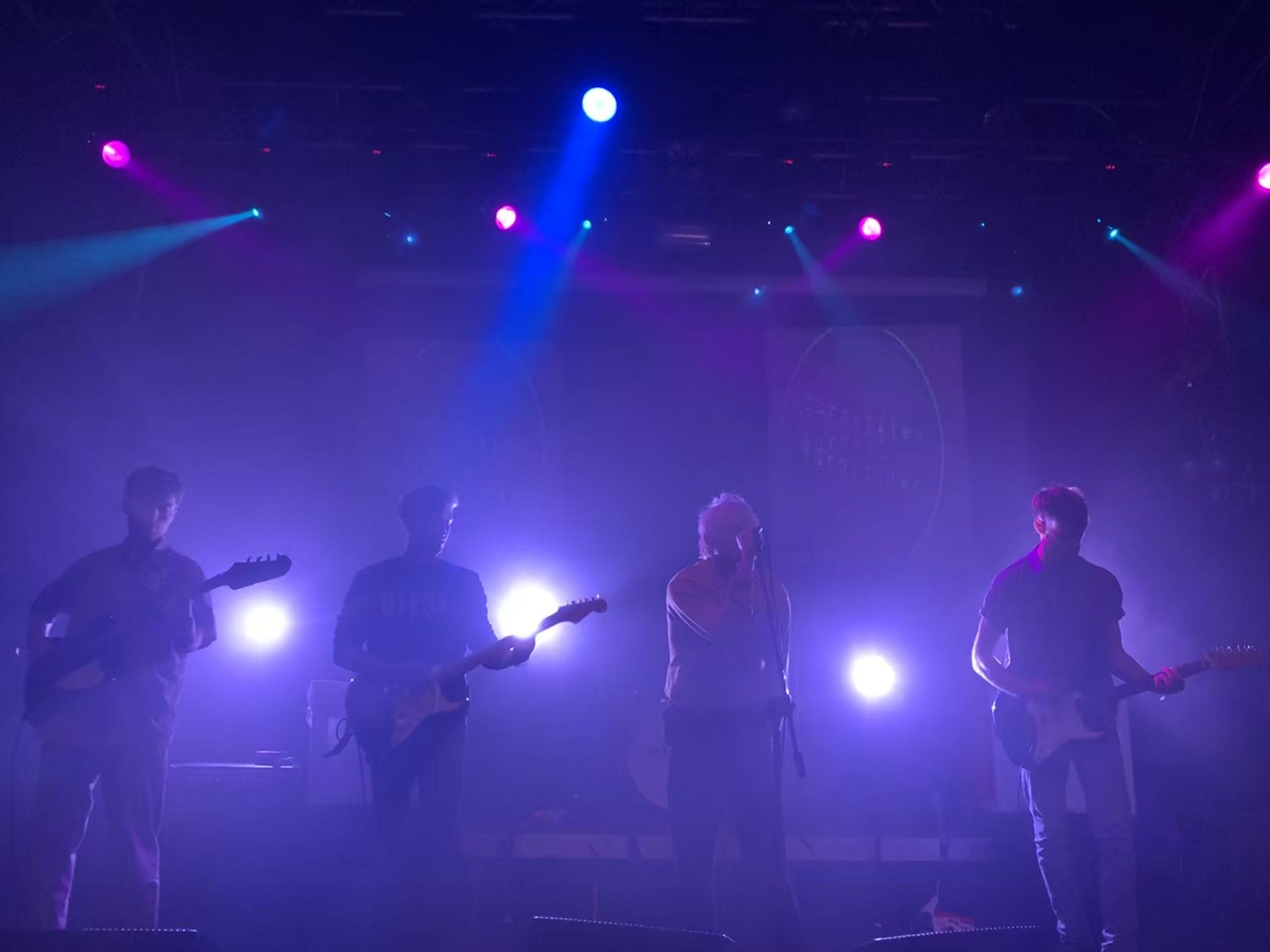Turnstiles during an intense set at Tilt #5 @ The Button Factory