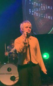Turnstiles frontman Callum Mitchell @ The Button Factory 18/02/2020